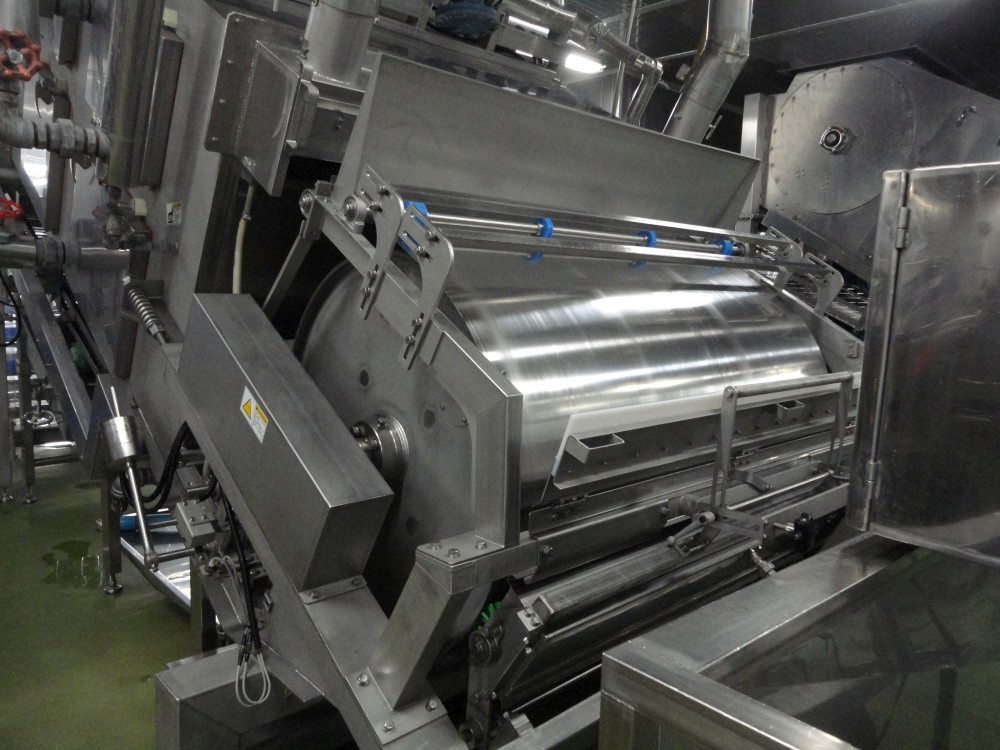 Chaque outil est vérifié avant le lancement de la production